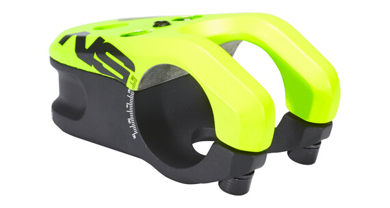 NS Bikes Magneto Vorbau Ø31,8mm lemon lime